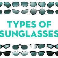 17 Types of Sunglasses: Which one matches your Face Shape?