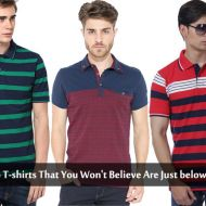 26 Polo T-shirts That You Won't Believe Are Just below Rs 500