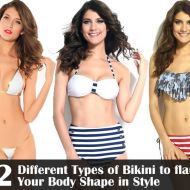 12 Different Types of Bikini to flaunt Your Body Shape in Style