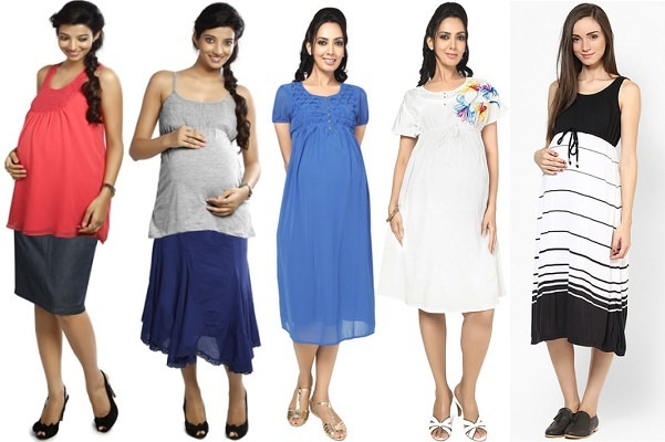 Pregnancy Fashion Tips: How to look Confident & Hide Baby ...