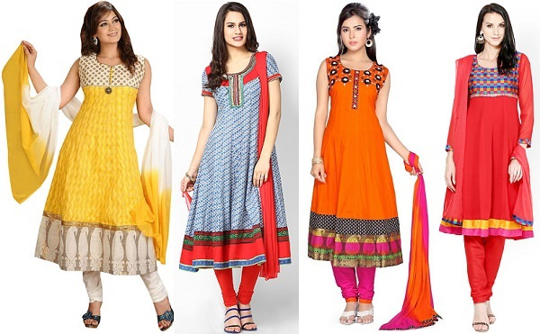 8 Types to look for when Buying Anarkali Suits & Dresses ...