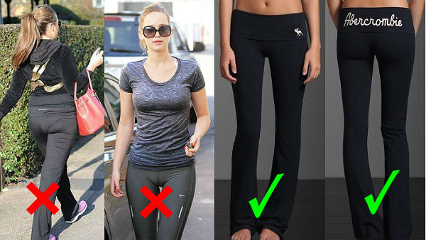 after reading this story you wont use yoga leggings the
