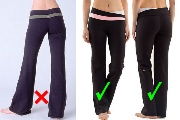 After reading this story you won't use yoga leggings the same way ...