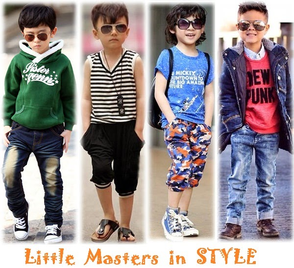 9 unique clothing styles for little masters looksgudin