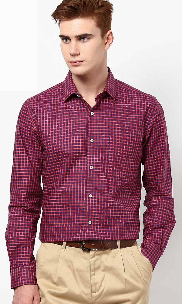 11 best formal shirts for men to wear in summer for Mens formal dress shirts