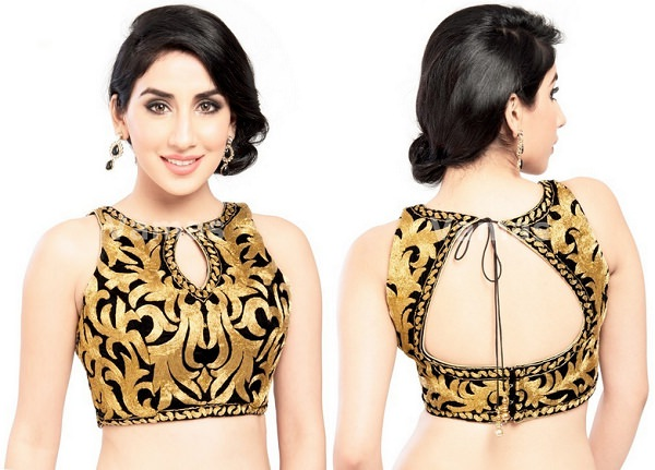 Excellent Latest Blouses For Women  Neck Design Models