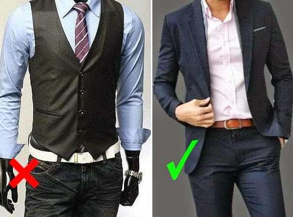 15 Common Mistakes Men make in wearing Suits - LooksGud.in