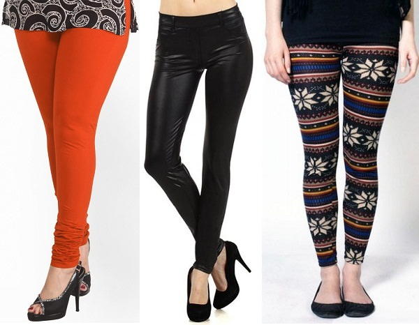 All Different Types of Leggings