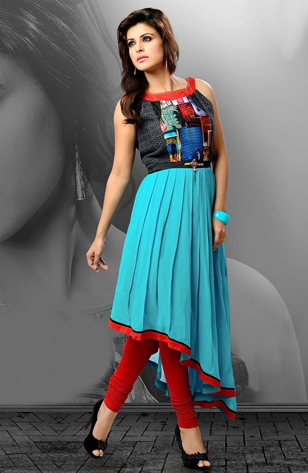 pics for gt latest kurtis for girls in fashion