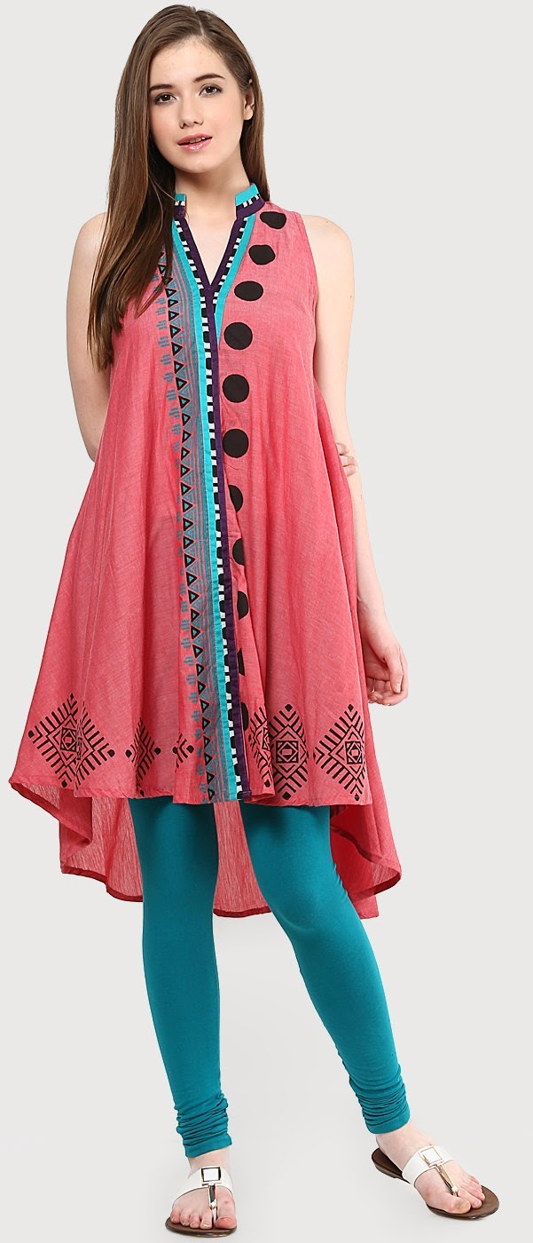 23 Types Of Kurti Every Woman Should Know Looksgud In