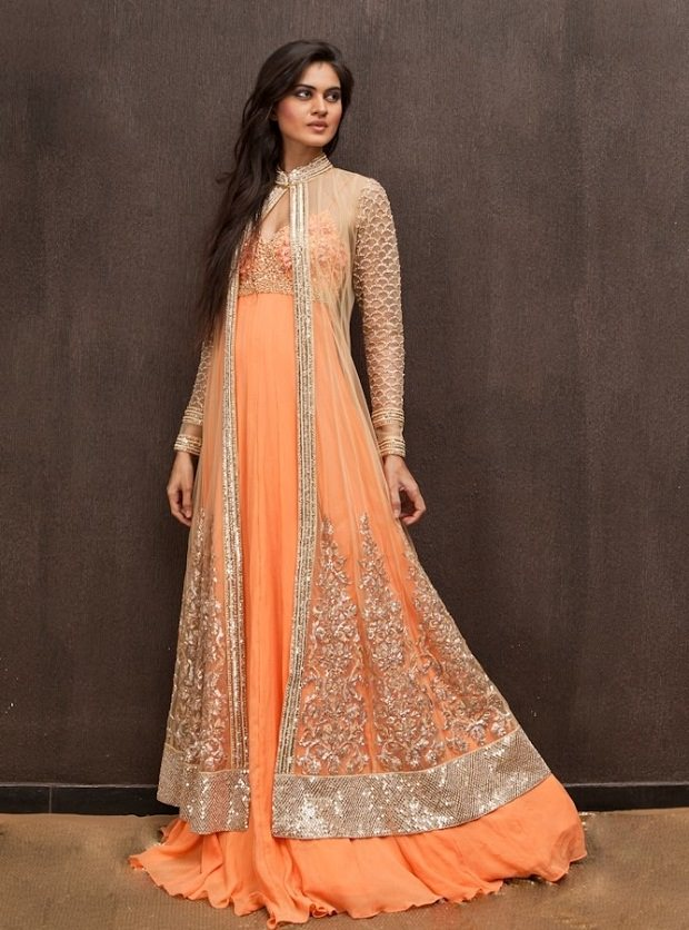 Must check 13 types of wedding gown trends for Indian wedding dresses for girls