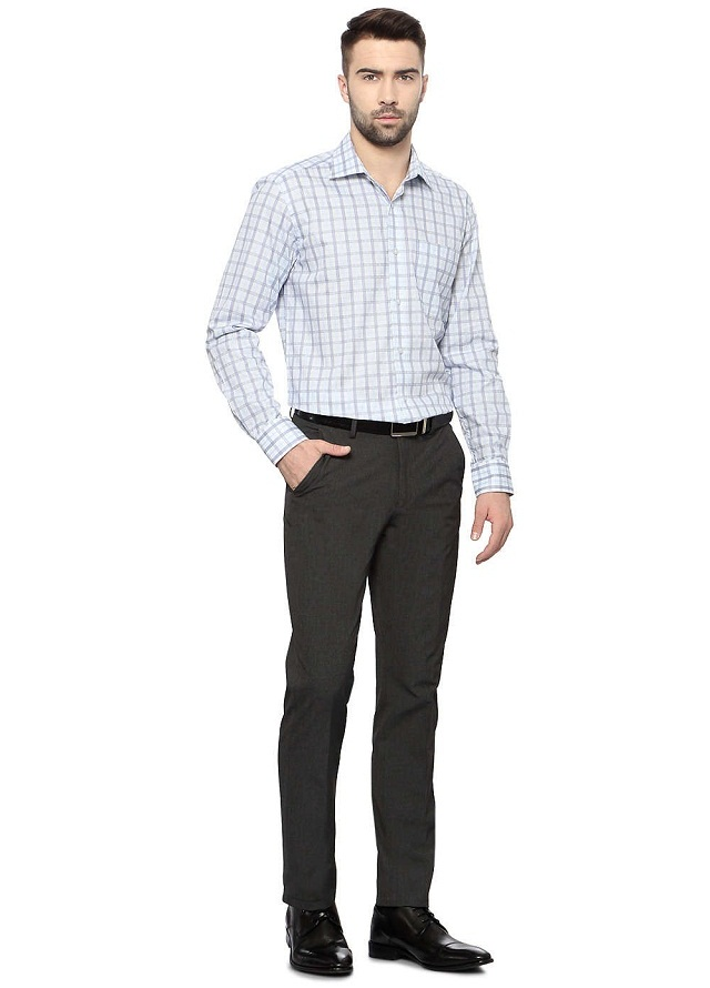Formal Shirts And Pants Combination