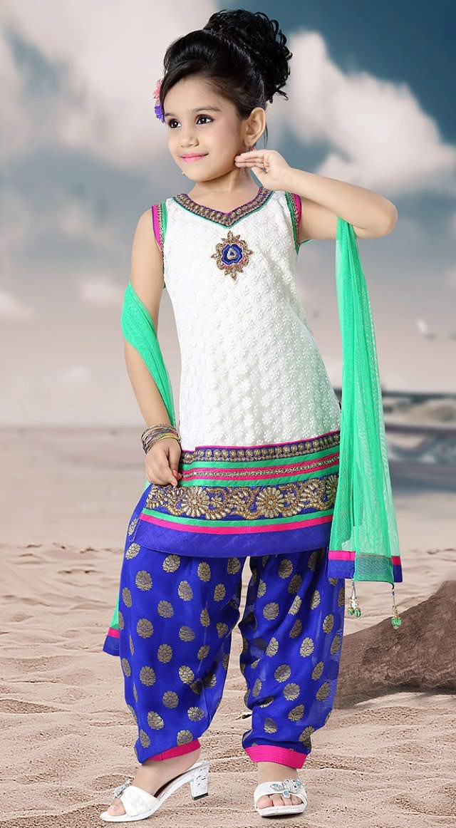 6d8eb6c71 Punjabi Dress for Kids- 30 Best Punjabi Outfits for Children