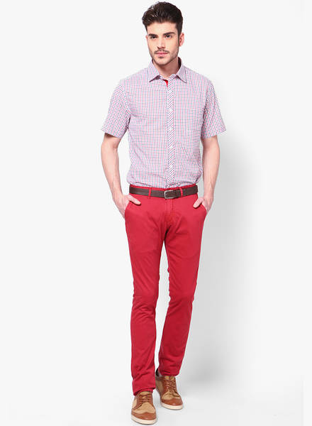 Men's Guide to Perfect Pant Shirt Combination