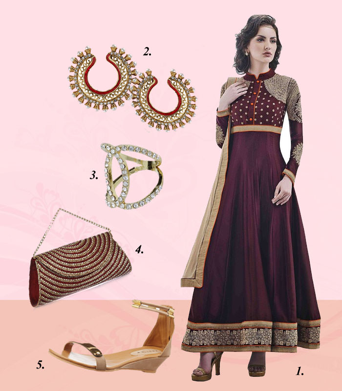 5 Ethnic Outfits To Style In Indian Wedding Looksgud In
