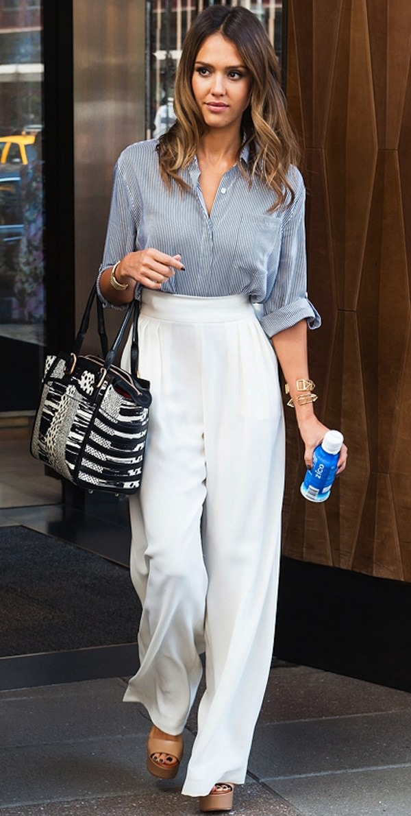 13 Expert Tips to wear Palazzo Pants for Fabulous Look ...
