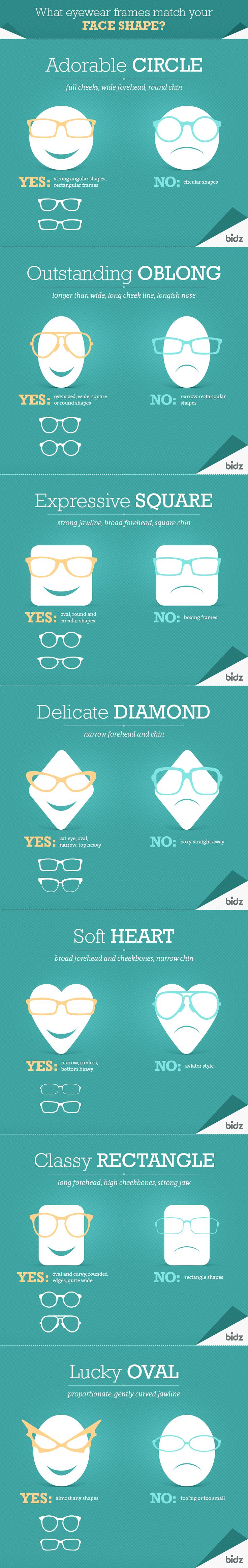 How To Choose Sunglasses For Your Face Shape ...