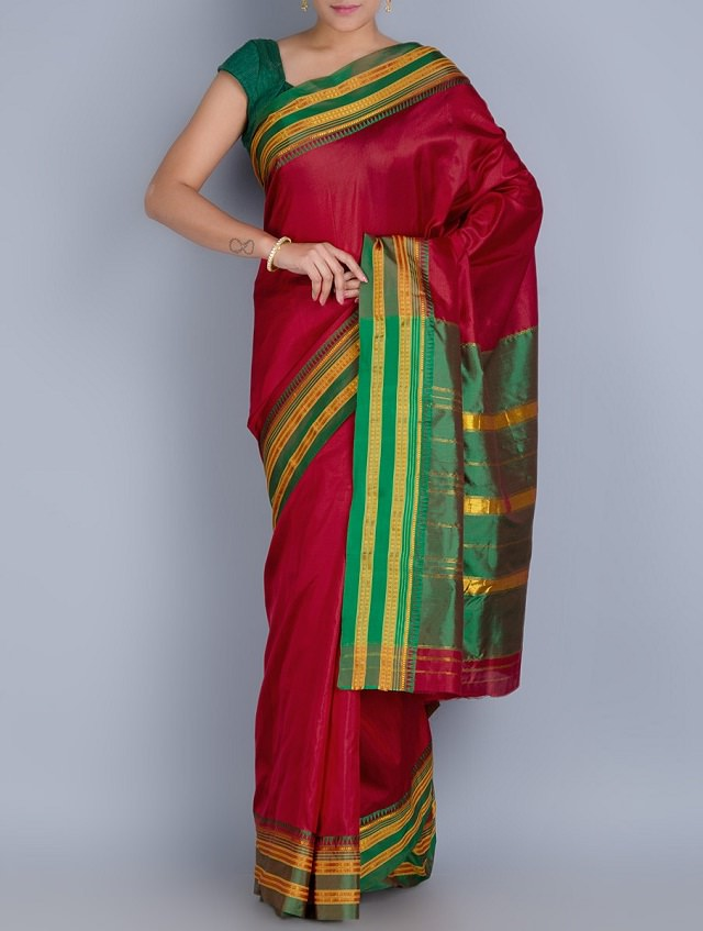 Top 19 Saree Brands To Buy Best Designs Looksgud In