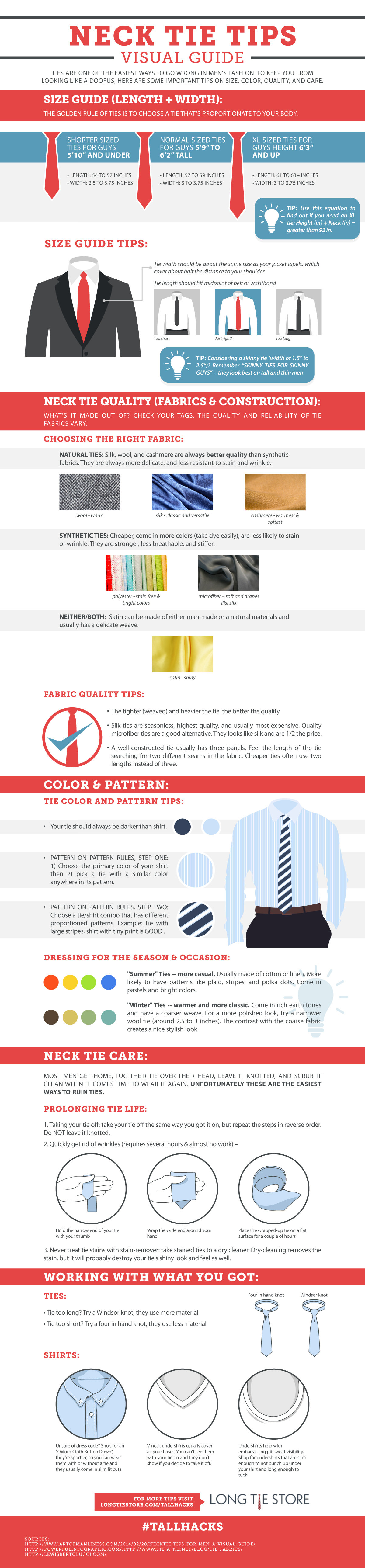 Necktie Tips