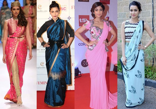 How To Or Not To Wear A Saree Tips And Tricks Looksgud In