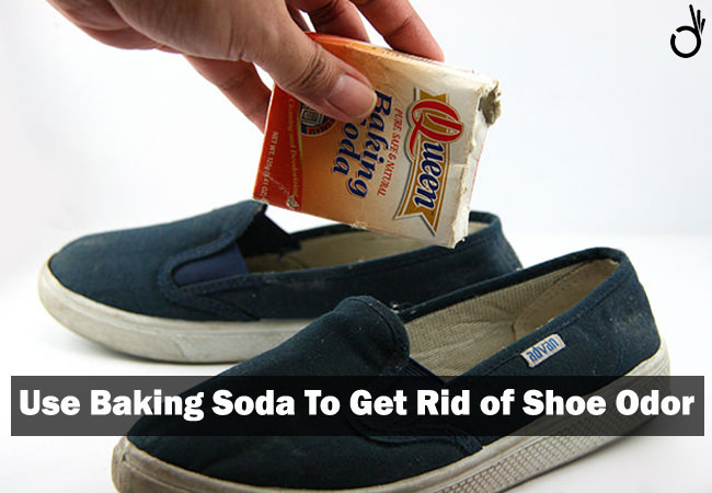 Baking Soda To Remove Scuffs From Leather Shoes