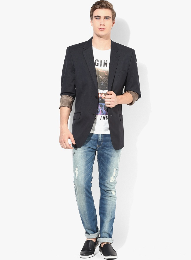 5 Outfits For Boy To Impress Girl In College Fresher Party - LooksGud.in