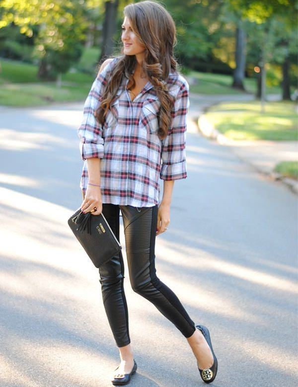 18 Cute Ways to wear Leggings in Style- Outfit Ideas - LooksGud.in