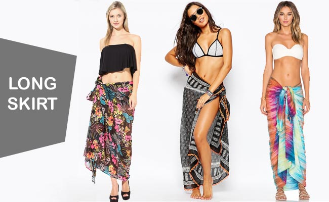 9 Styles To Tie A Sarong You Will Definitely Love