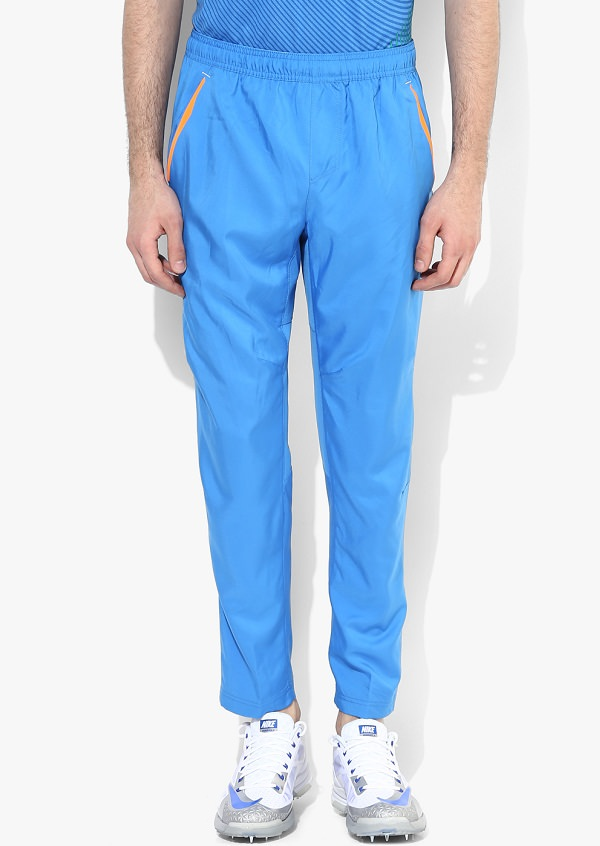 Popular Nike Men Blue Odi Batsmen Track Pants Online Shopping India  Myntra