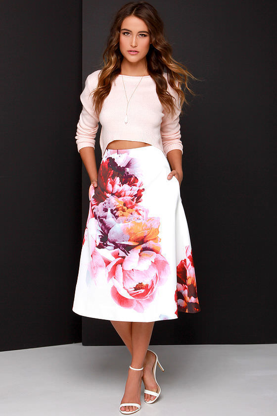 stylish and fabulous ideas to wear skirts in style