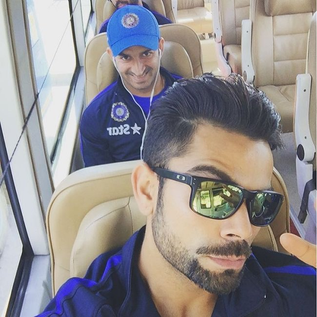 cricket sunglasses for men  12 Stunning Sunglasses Styles That Virat Kohli Loves - LooksGud.in