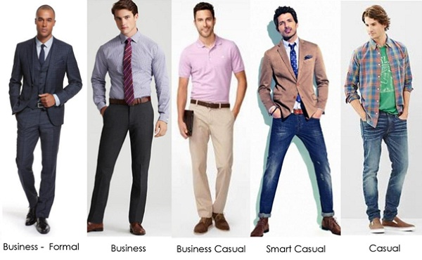 Going Casual Way in Business: Dress code for Men - LooksGud.in