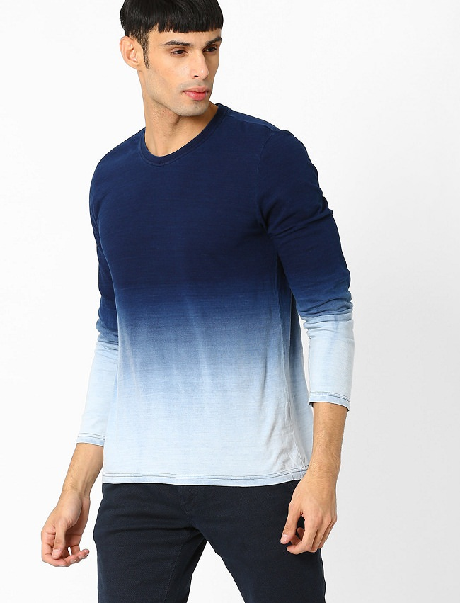 Ombre Shirt Mens