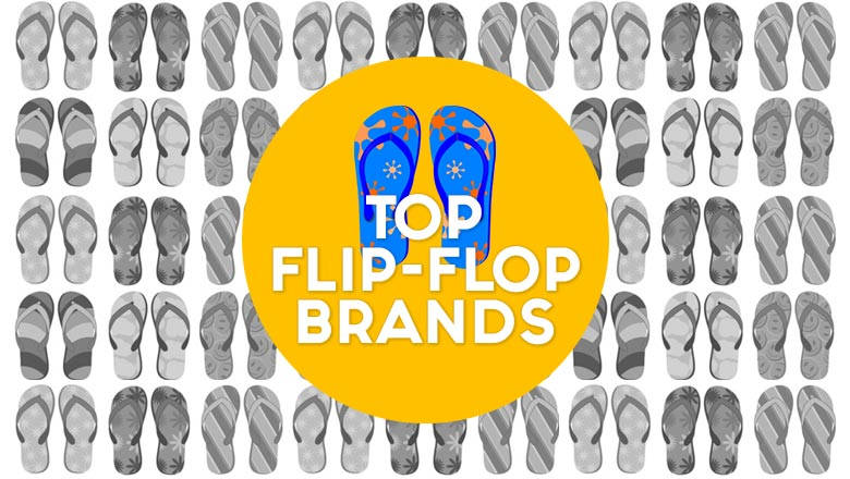 Find brand flip flops at ShopStyle. Shop the latest collection of brand flip flops from the most popular stores - all in one place.