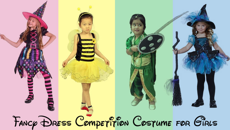 Fancy Dress Competition Costume for Girls to Buy Online