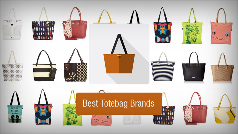 top 10 tote bags brands for women to buy online in india