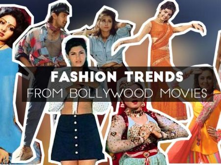Bollywood Films That Started The Fashion Trends