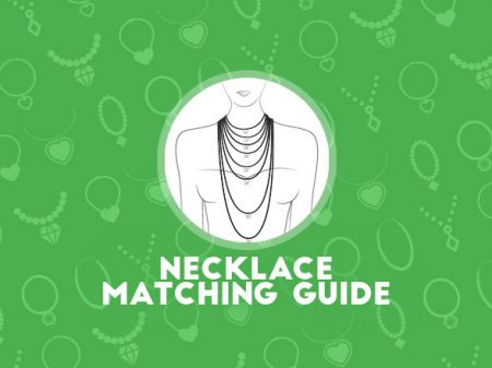 Choose Right Necklace For Your Neckline With This Best & Worst Necklace Guide