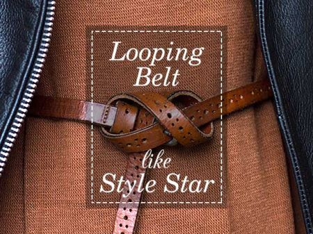 10 Ingenious Styles To Loop Your Belt Like A Star