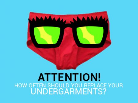 Attention! Here's When You Need To Change & Replace Undergarments
