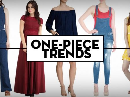 6 Perfect One Piece Fashion Trends For Women