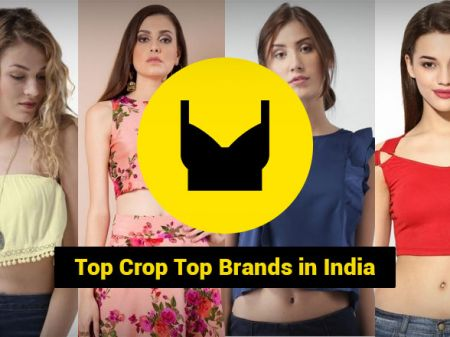 10 Best Crop Top Brands to Flash Waist Glamorously