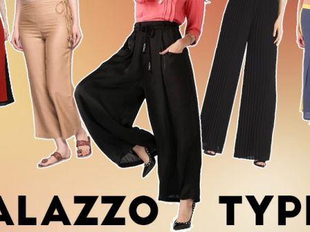 26 Types of Palazzo Pants for Relaxed & Trendy Look