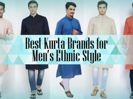 10 Best Kurta Brands for Men's Perfect Ethnic Style