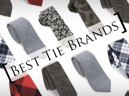 10 Best Tie Brands To take Formal look to Next Level