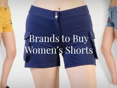 Top 10 Shorts Brands for Women to feel the summer vibes