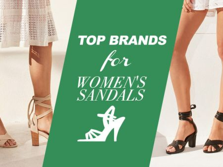 10 Best Sandal Brands for Women to Put your Stylish Feet Forward!