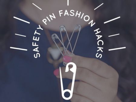 12 Amazing Safety Pin Hacks to Use It Smartly