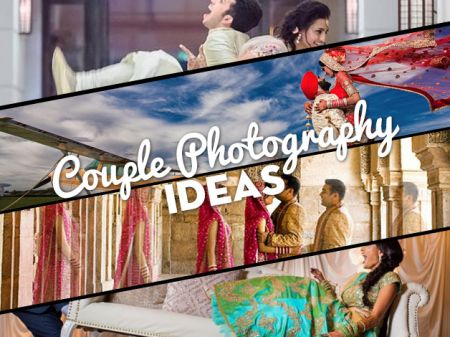 Innovative Indian Wedding Couple Photography Poses You Must Try