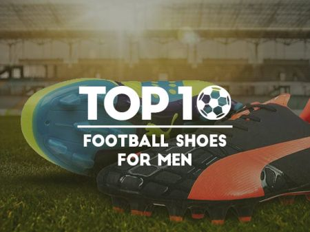 Top 10 Football Shoes For Men available online in India